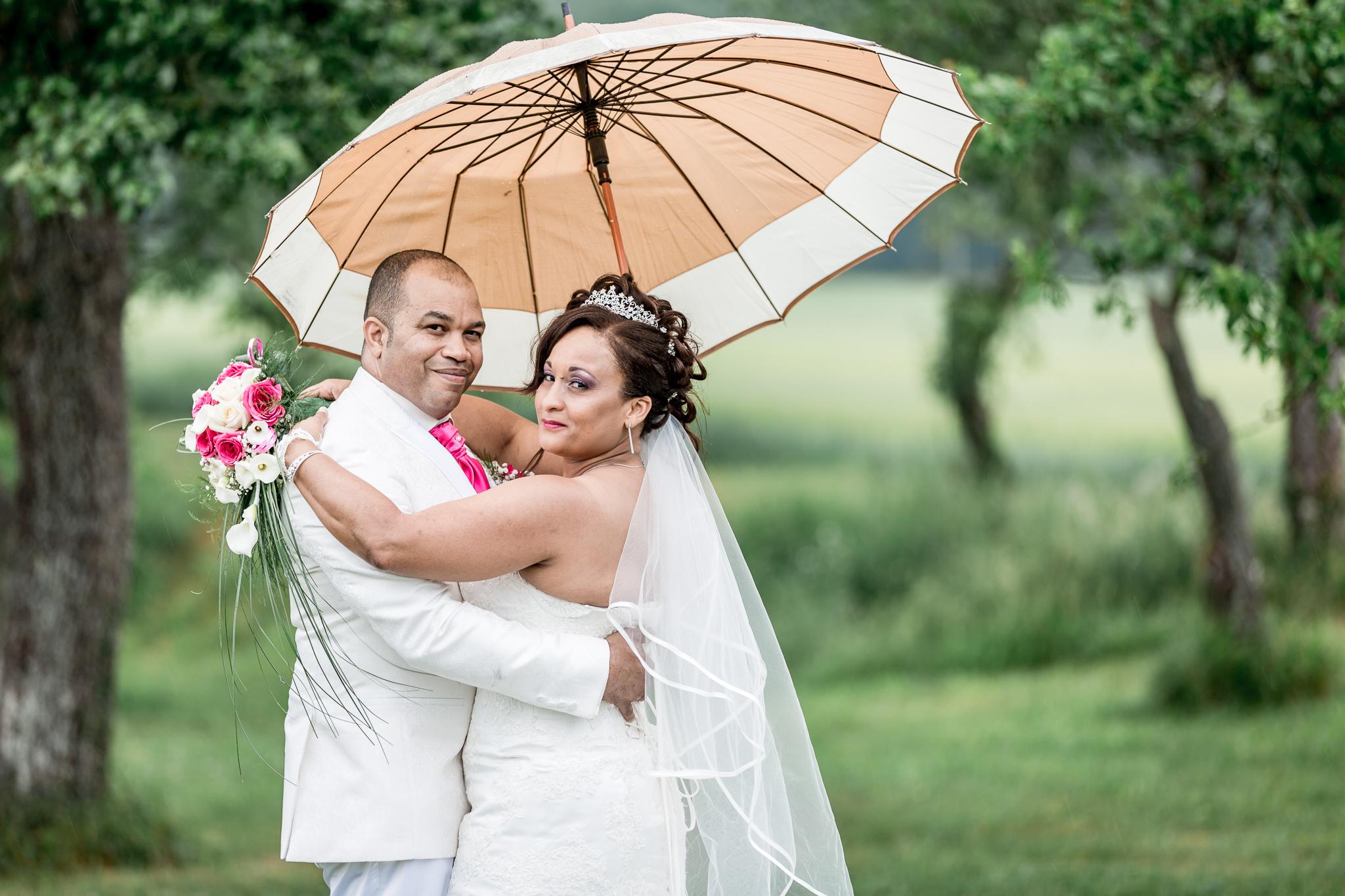 Le Mariage de Guilhaine & Wilson